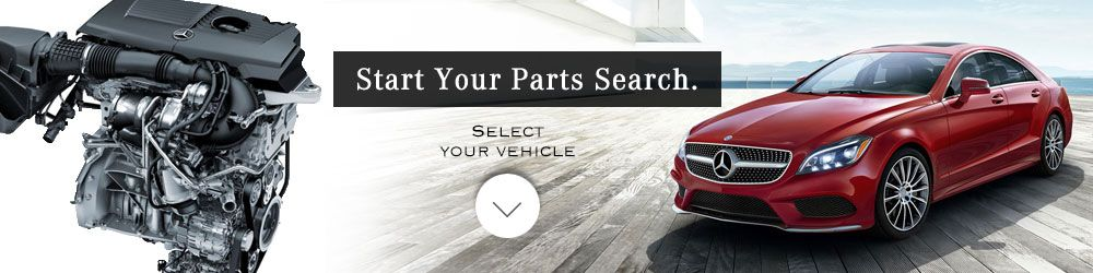 Genuine OEM Mercedes Parts