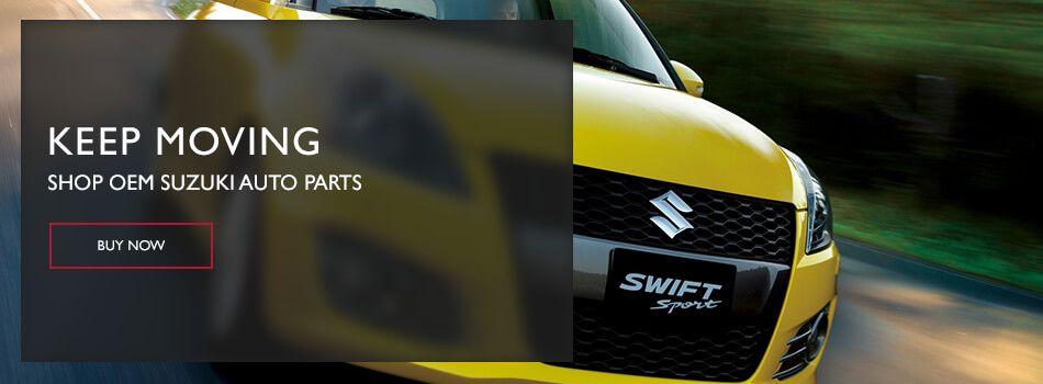 OEM Suzuki Parts