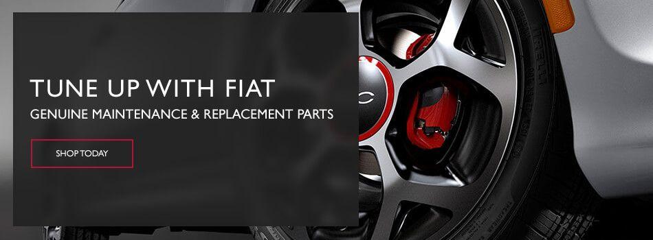 Fiat Maintenance parts
