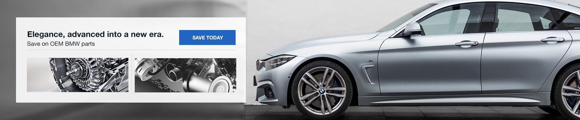 BMW OEM Parts