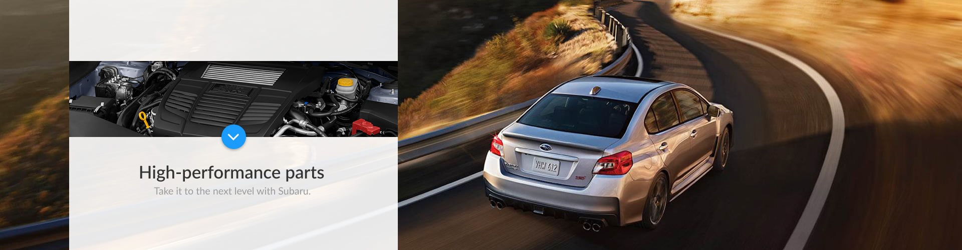 Subaru Performance Parts