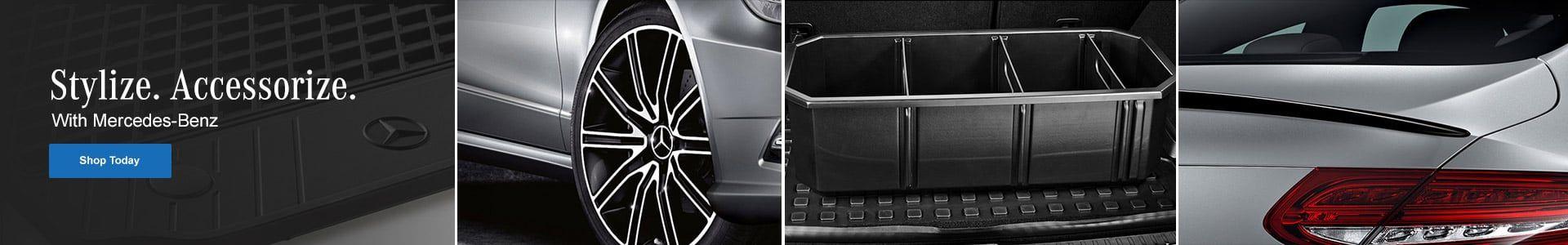 Mercedes-Benz Exterior Parts