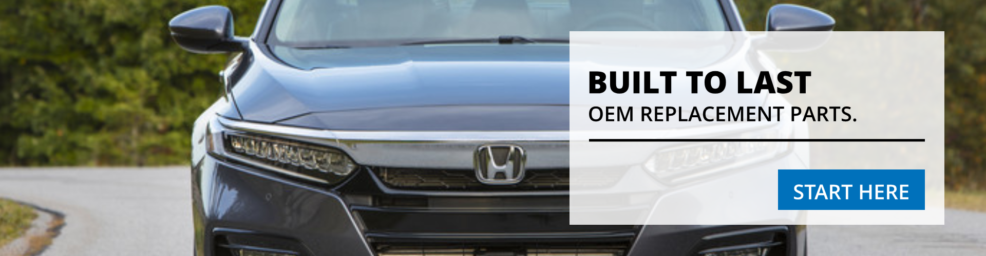 OEM Honda Replacement Parts and Accessories