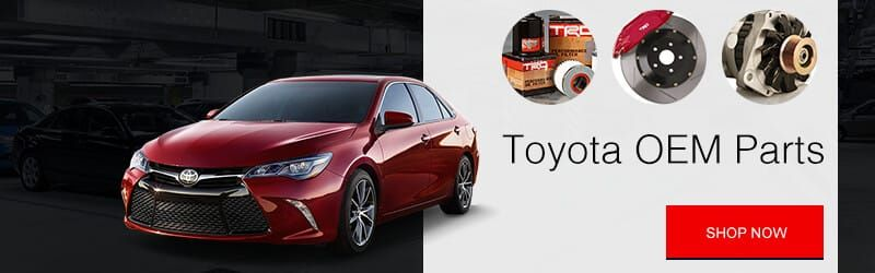 Genuine Toyota Parts