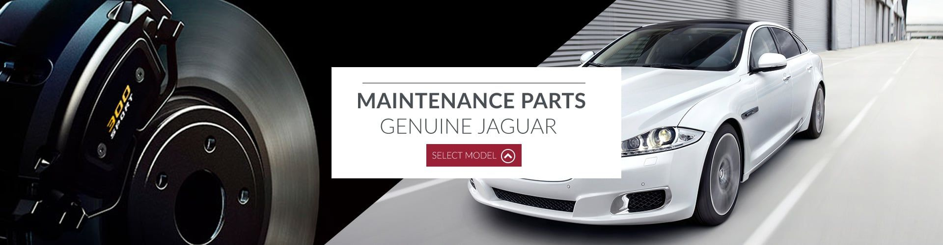 Jaguar Maintenance Parts