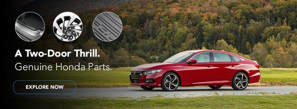 OEM Honda Parts and Accessories