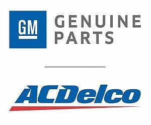 Genuine ACDelco Parts