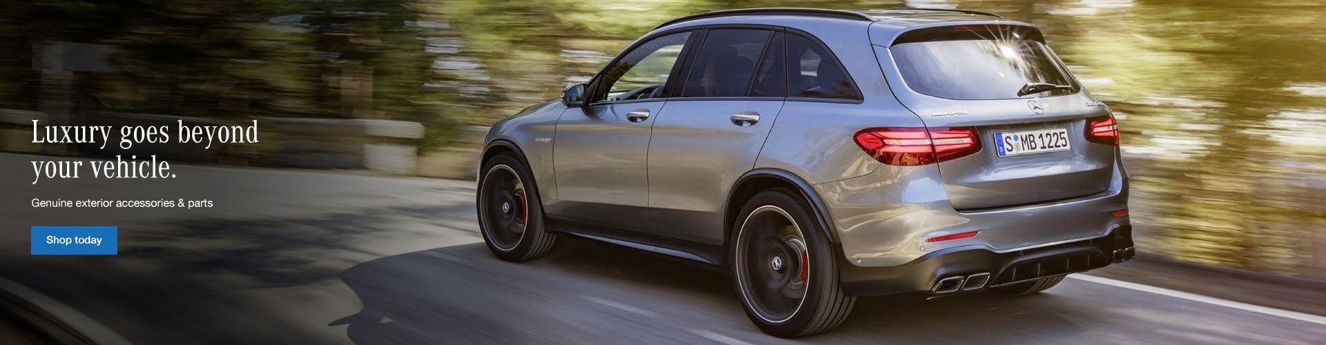 Mercedes OEM Parts