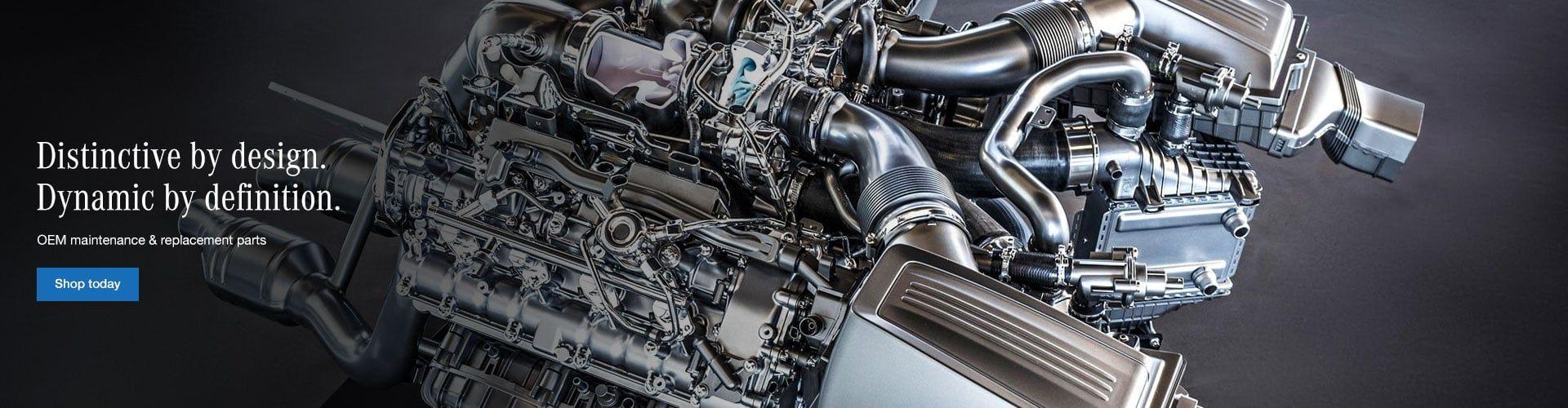 Mercedes Benz OEM Parts