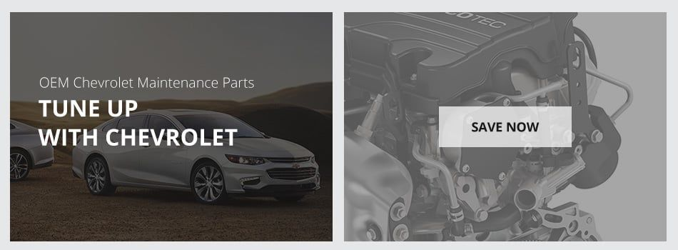 Chevrolet Maintenance Parts