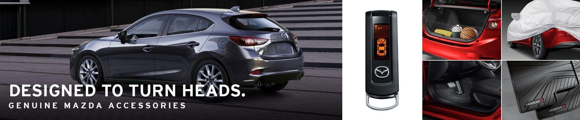 OEM Mazda Accessories