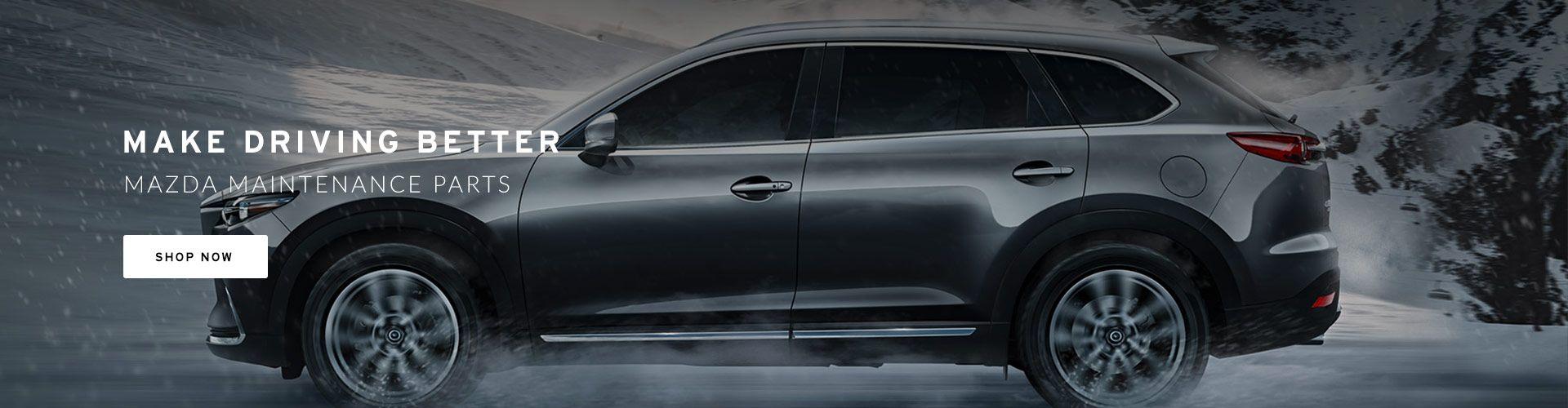 Mazda Maintenance