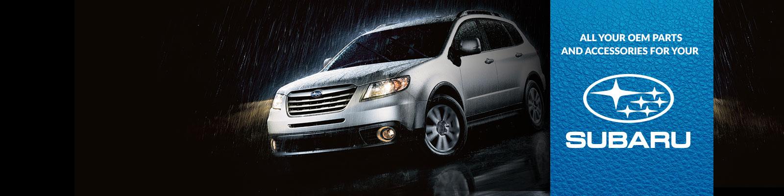 OEM Subaru Parts