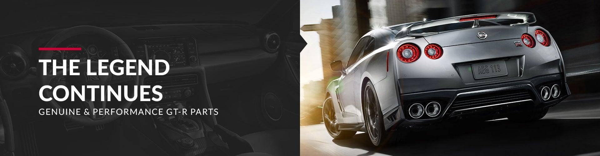 GT-R OEM & Performance Parts