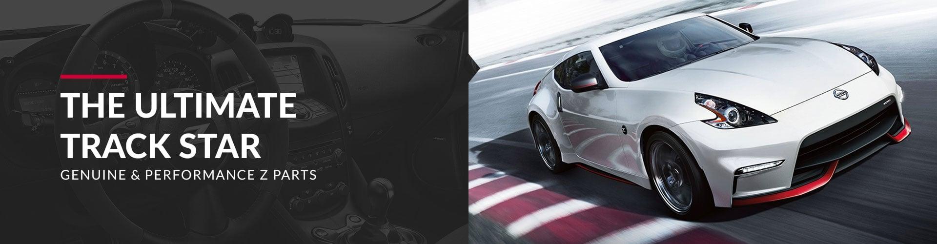 Nissan Z OEM & Performance Parts