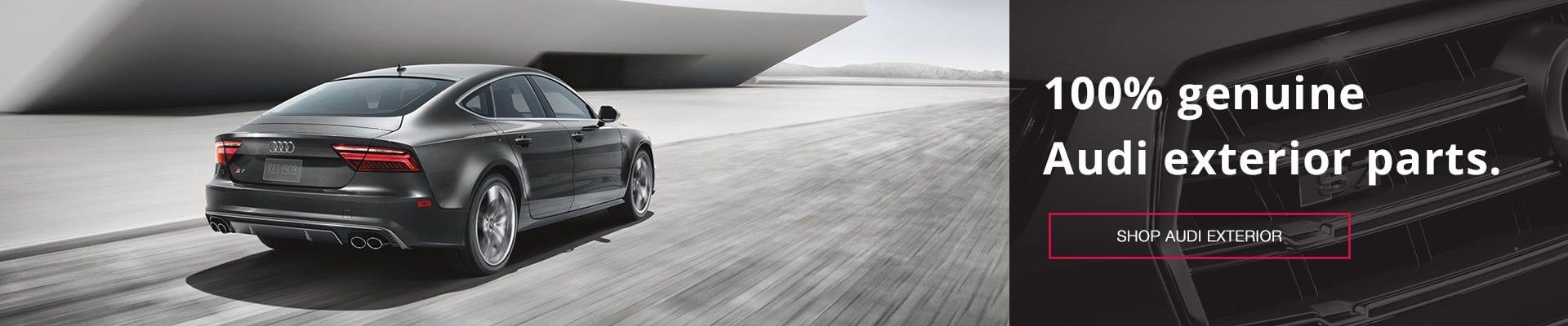 Audi Exterior Parts
