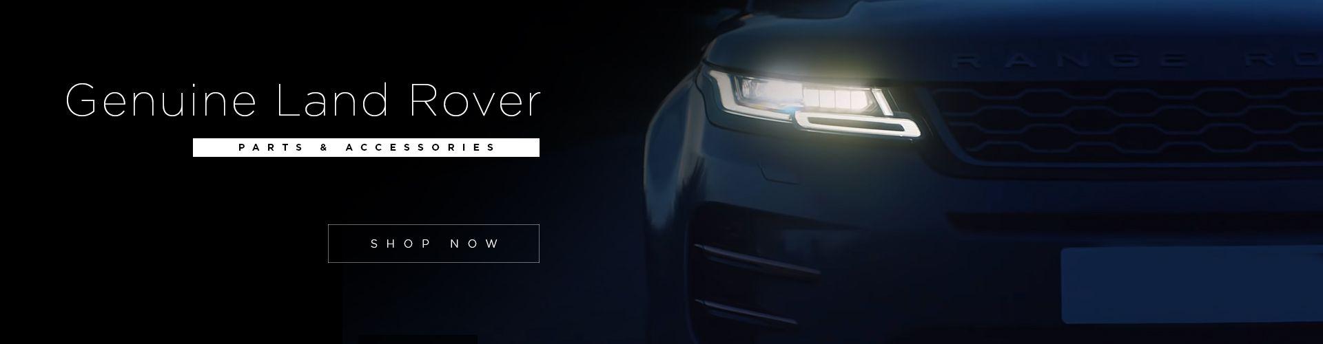 Shop OEM Land Rover Parts
