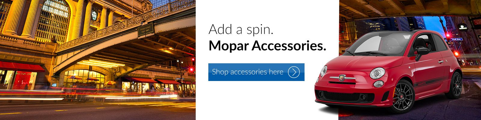 Shop Mopar accessories