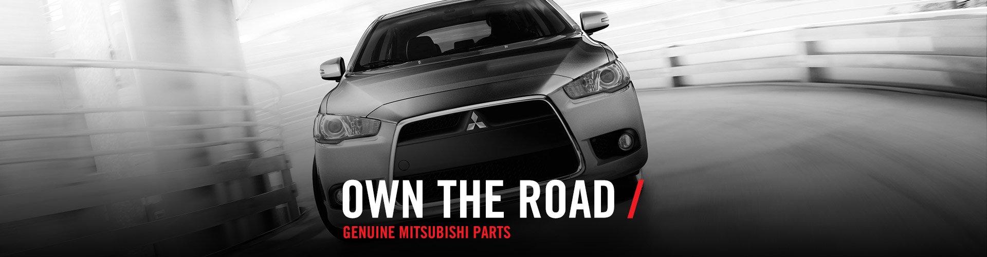 Genuine Mitsubishi Parts
