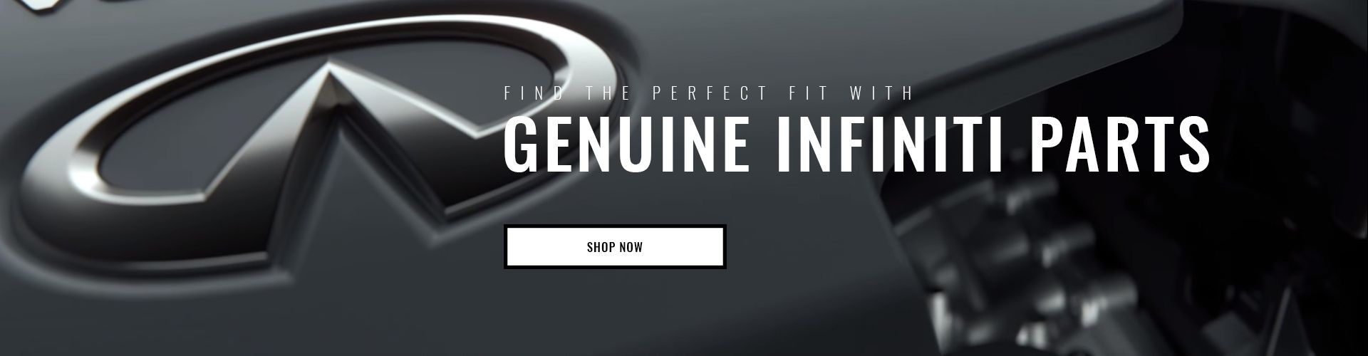 Genuine Infiniti Parts and Accessories