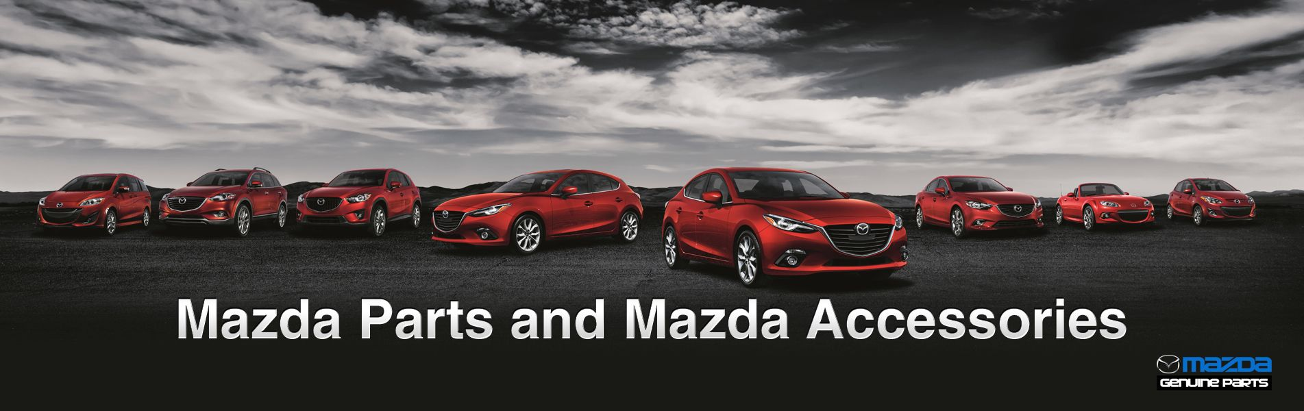 Shop Mazda Parts and Accessories