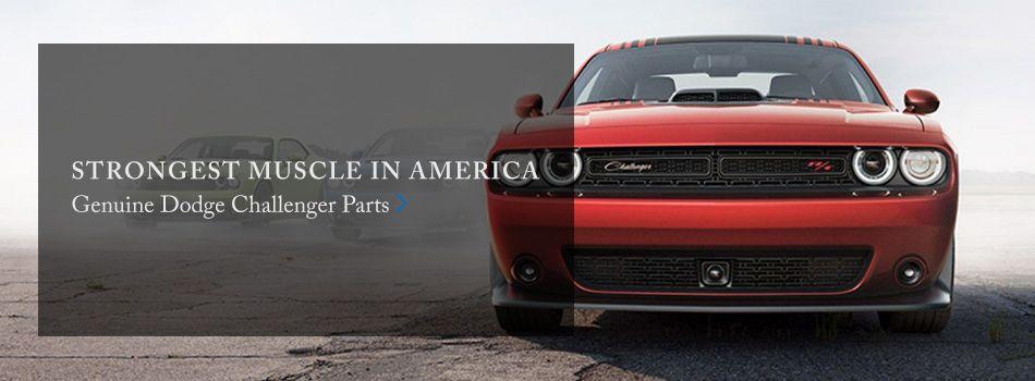 Genuine Dodge Challenger Parts