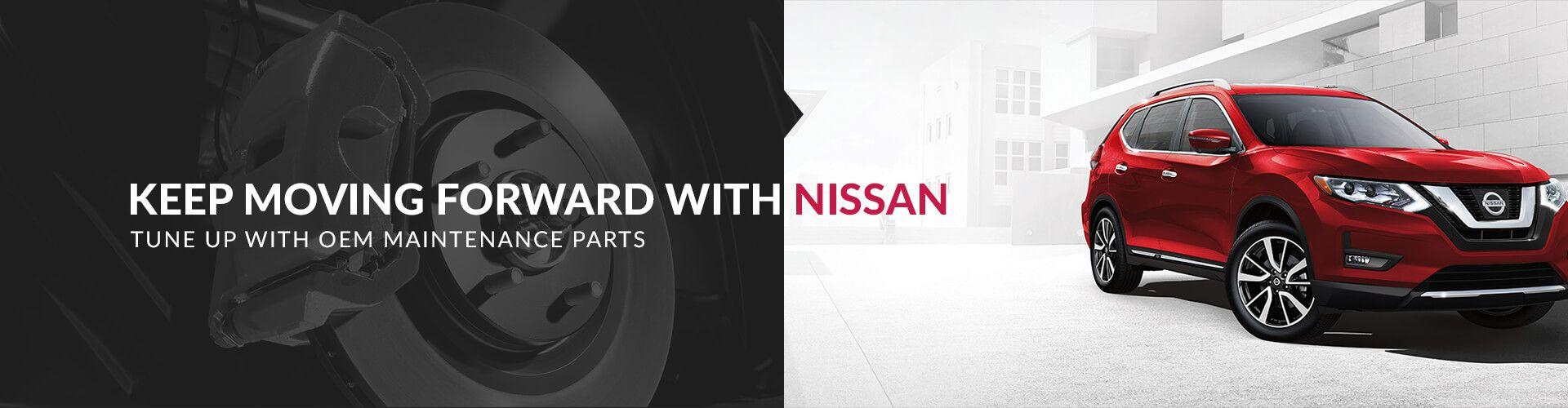 OEM Nissan Maintenance Parts
