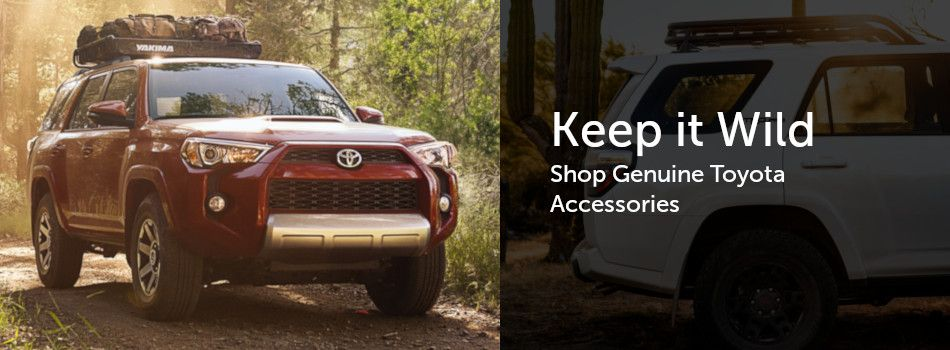 Shop Toyota Accessories