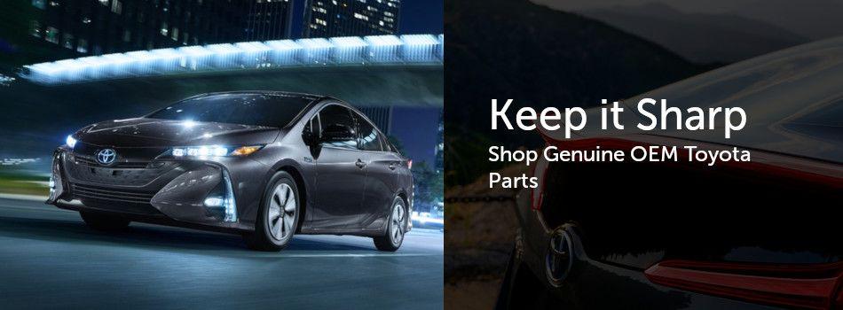 Shop OEM Toyota Parts