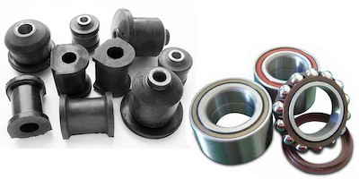 Bushings bearings
