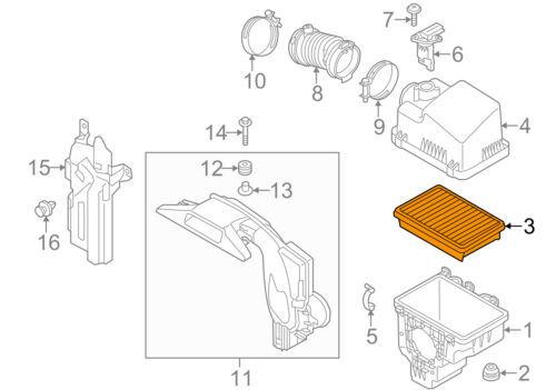 Filter part