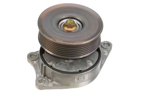 Mazda tensioners