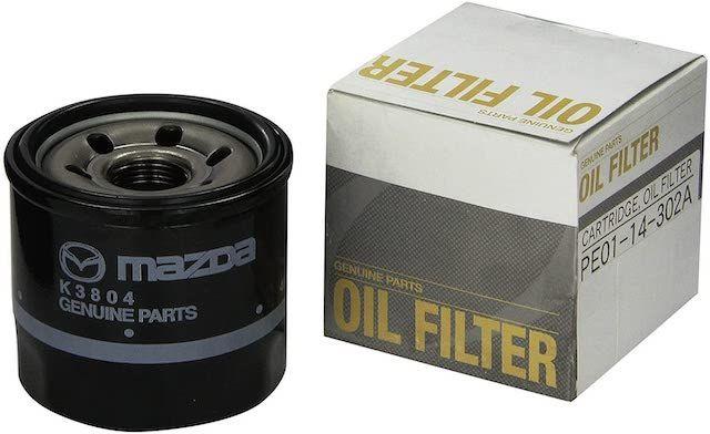 Mazda 3 filter
