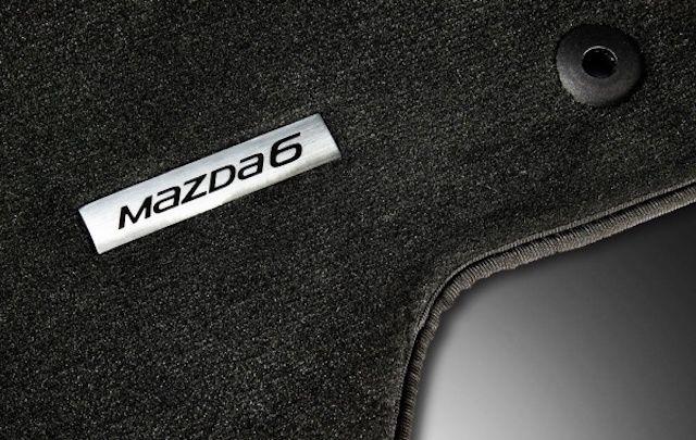Mazda6 accessories