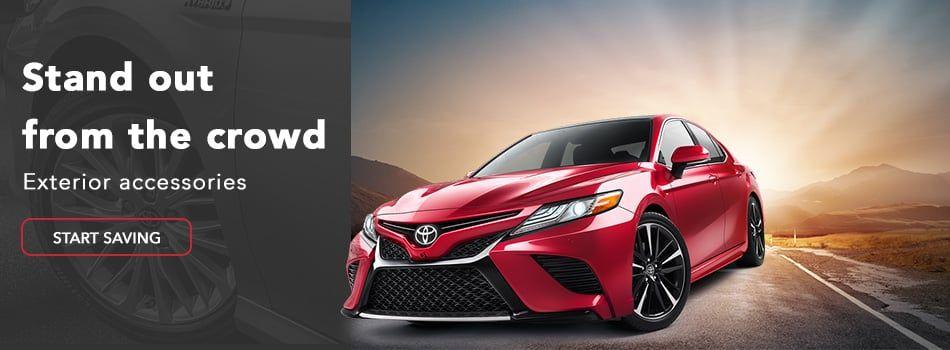 Toyota Exterior Accessories