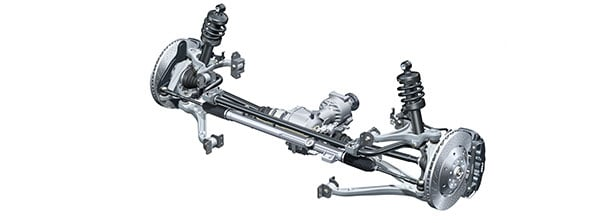 OEM Audi Parts