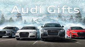 Audi Holiday Shopping Guide