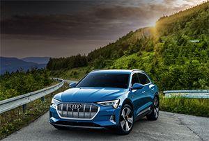 2019 Audi e-tron - Audi