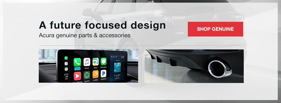 Acura Parts & Accessories