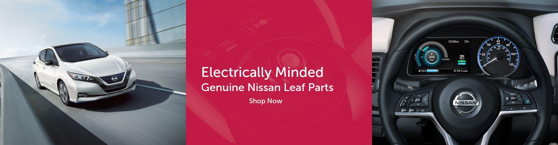 Nissan Leaf Parts