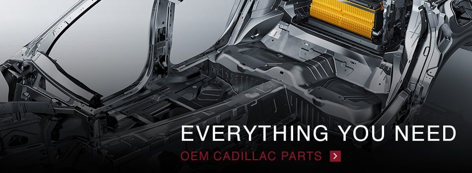 OEM Cadillac Parts and Accessories