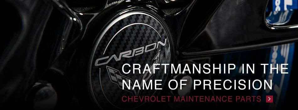 Genuine Chevrolet Parts and Accessories