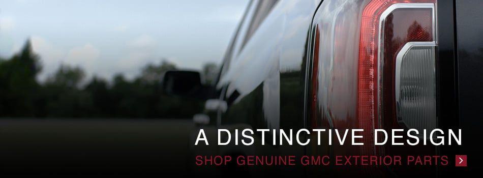 OEM GMC Parts and Accessories