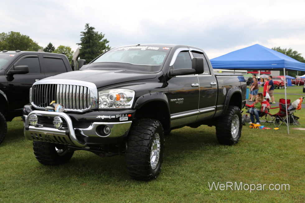 Heavily Customized Ram HD
