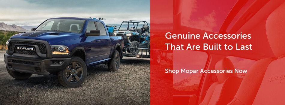 Shop Mopar accessories