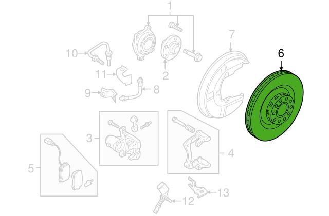 Rotor drawing
