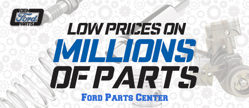 millions of parts