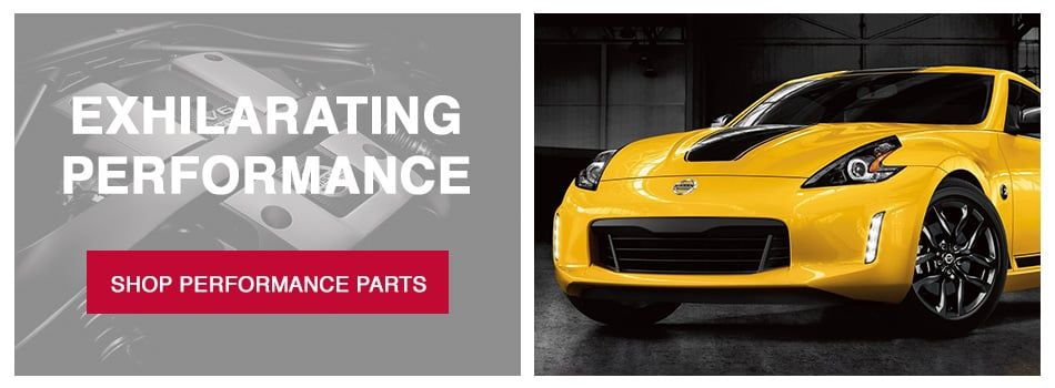Nissan Performance Parts