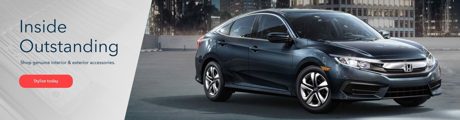 Genuine Honda & Acura Accessories