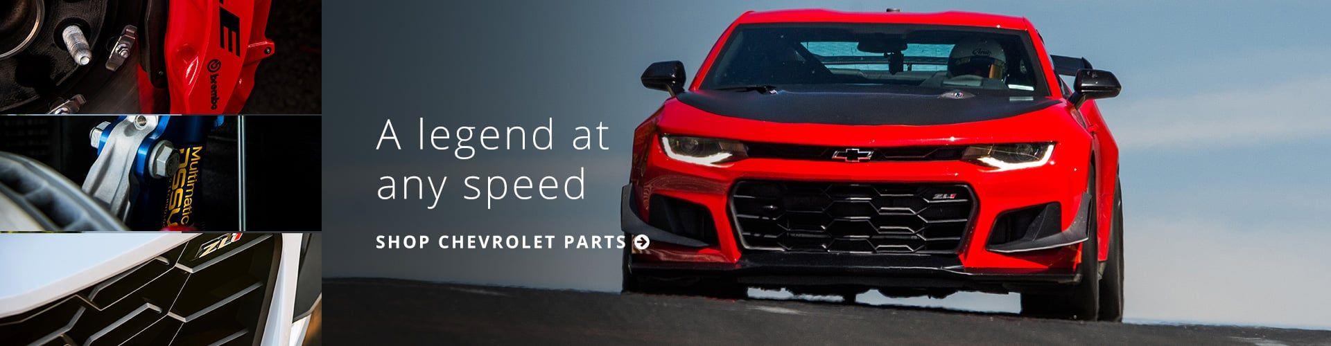 OEM Chevrolet Parts